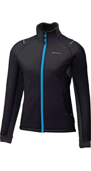 Shimano Windbreak Insulated Jas zwart